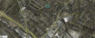 Spartanburg Residential Lots & Land For Sale: 168 Loblobby