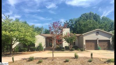 Greenville County Single Family Home For Sale: 110 Richfield