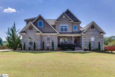 Travelers Rest Single Family Home Contingency Contract: 10 Bilbury