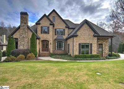 Greer Single Family Home Contingency Contract: 144 Griffith Hill