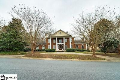 Greer Single Family Home For Sale: 379 Crepe Myrtle