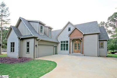 Greer Single Family Home Contingency Contract: 414 Isaqueena