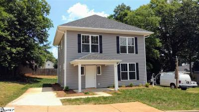 Greenville County Single Family Home For Sale: 5 Lincoln