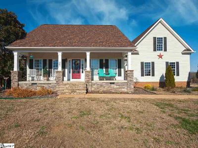 Simpsonville Single Family Home Contingency Contract: 241 Bruce Farm