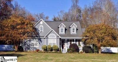 Inman Single Family Home Contingency Contract: 359 Hickory Hollow