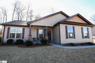 Single Family Home For Sale: 213 Watercourse