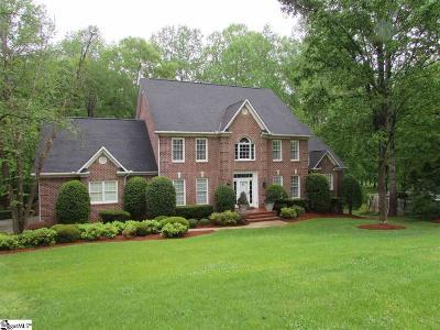 Easley Single Family Home For Sale: 311 Shefwood