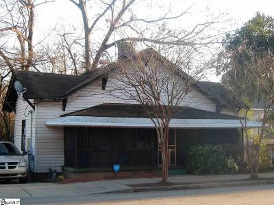 Downtown Single Family Home Contingency Contract: 120 Mulberry
