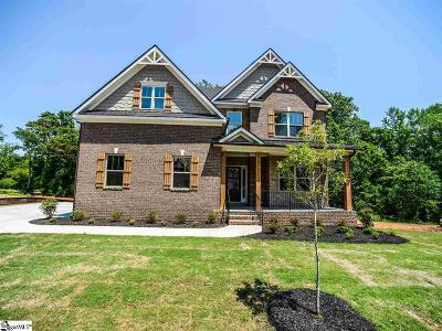 Simpsonville Single Family Home For Sale: 39 Leafmore