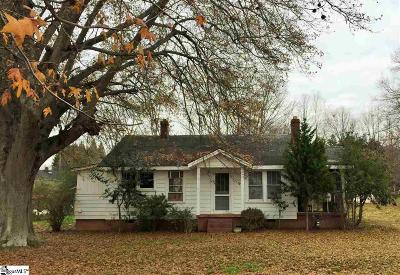 Easley Single Family Home Contingency Contract: 104 Neal