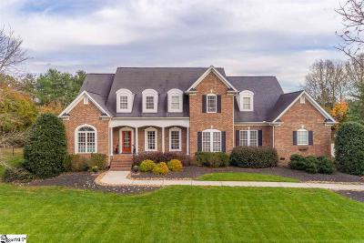 Simpsonville Single Family Home Contingency Contract: 222 Kilgore
