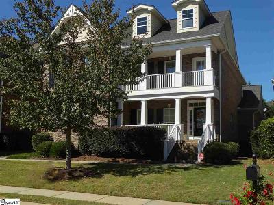 Greenville Single Family Home For Sale: 8 Firnstone