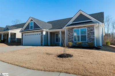 Spartanburg Single Family Home For Sale: 635 Cub Branch