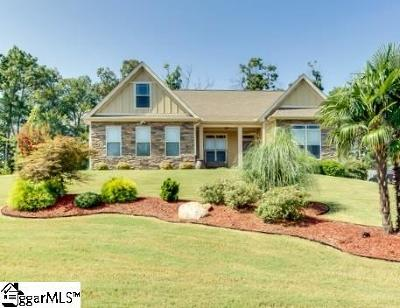 Greer Single Family Home For Sale: 38 Lebanon
