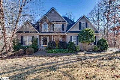 Taylors Single Family Home For Sale: 104 Amandas Autumn