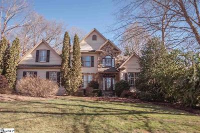 Taylors Single Family Home For Sale: 304 Beckworth