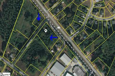 Fountain Inn Residential Lots & Land Contingency Contract: 100 Roper