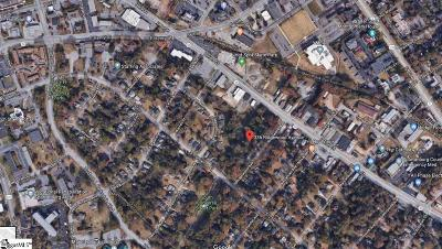 Spartanburg Residential Lots & Land For Sale: 336 Ridgewood
