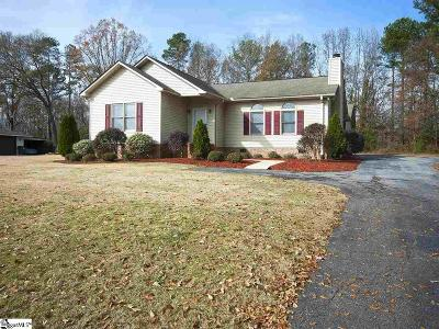 Piedmont Single Family Home Contingency Contract: 338 Highway 17