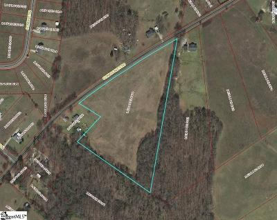 Anderson Residential Lots & Land For Sale: 560 Clinkscales
