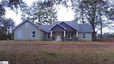 Seneca Single Family Home For Sale: 3308 Gettysburg #Lot 5