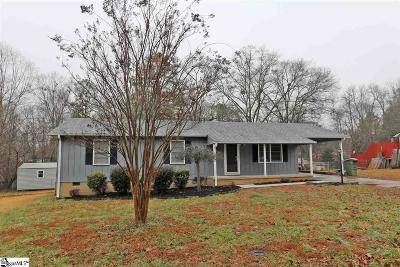 Mauldin Single Family Home Contingency Contract: 36 W Golden Strip