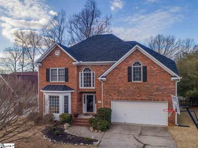 Greer Single Family Home For Sale: 18 Overcup