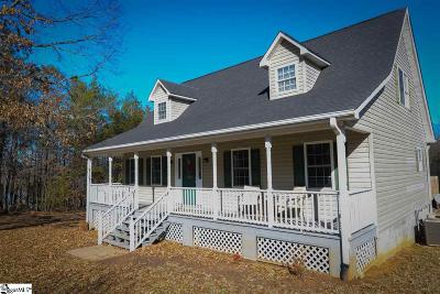 Travelers Rest Single Family Home Contingency Contract: 107 Raccoon