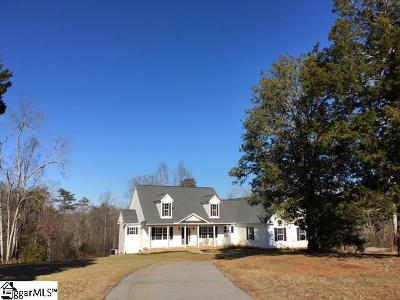 Travelers Rest Single Family Home Contingency Contract: 108 McCarrell