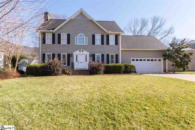 Greenville County Single Family Home For Sale: 504 Stone Shield