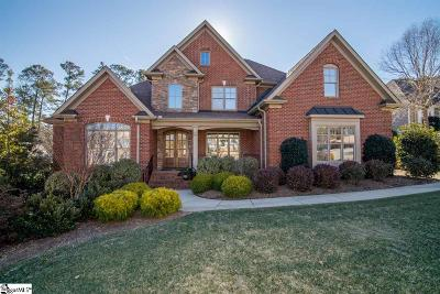 Greer Single Family Home For Sale: 216 Riverstone