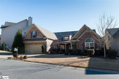 Greenville Single Family Home For Sale: 321 Abby