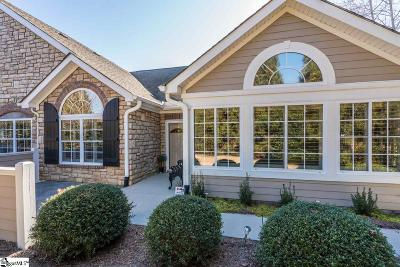 Simpsonville Condo/Townhouse For Sale: 50 Fudora