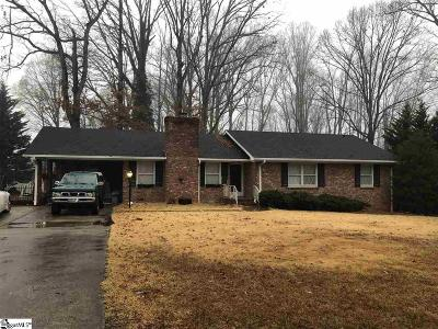 Single Family Home For Sale: 816 Brookdale
