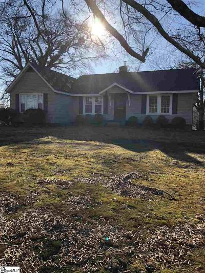 Single Family Home For Sale: 1821 N Highway 101