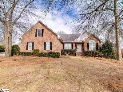 Boiling Springs Single Family Home For Sale: 618 Madrigal