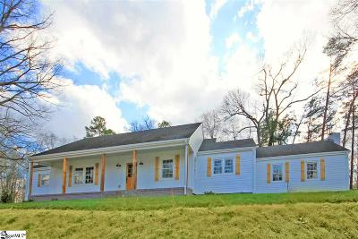Greer Single Family Home For Sale: 289 Pine