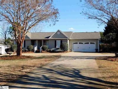 Single Family Home For Sale: 2600 Holiday