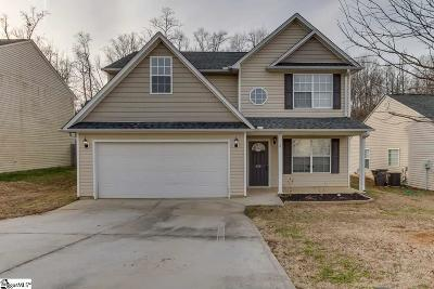 Fountain Inn Single Family Home For Sale: 204 Catterick