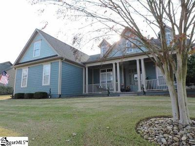 Greer Single Family Home For Sale: 105 Elevation