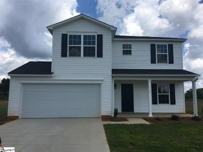 Inman Single Family Home For Sale: 1240 Settle