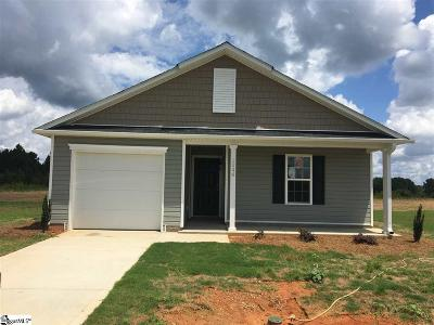 Inman Single Family Home For Sale: 1246 Settle