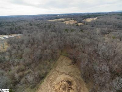 Greer Residential Lots & Land For Sale: Burns