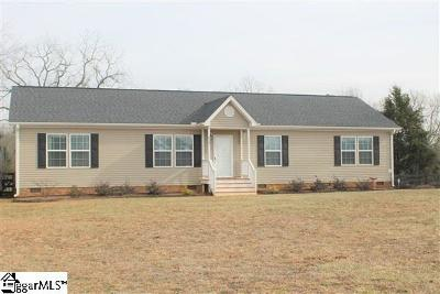 Piedmont Single Family Home For Sale: 810 Old River