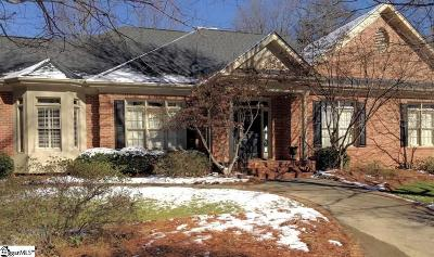Greenville Single Family Home Contingency Contract: 8 Chipping