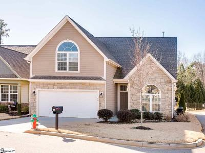 Spartanburg Single Family Home For Sale: 166 Ravines