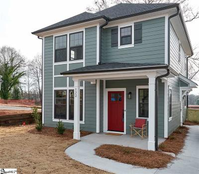 Single Family Home For Sale: 122 Oakland