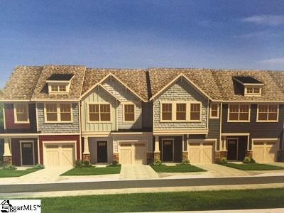 Simpsonville Condo/Townhouse For Sale: 9 Timber Oak