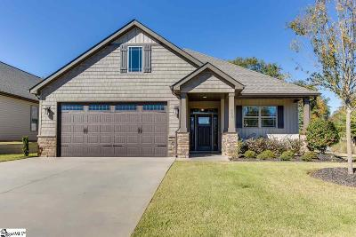 Waterstone Cottages Single Family Home For Sale: 300 Owasso
