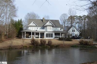 Easley Single Family Home For Sale: 117 Westchester